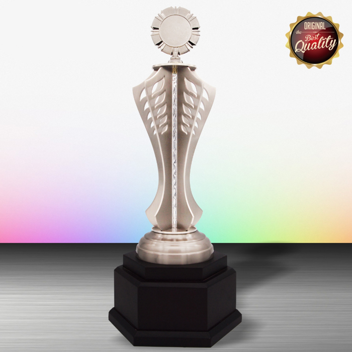 WS6190 - Exclusive White Silver Trophy