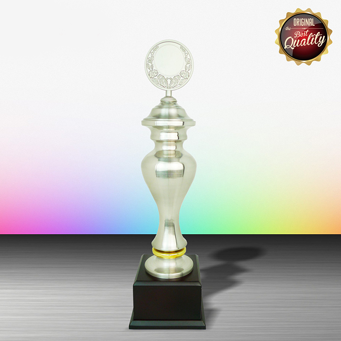 WS6012 - Exclusive White Silver Trophy