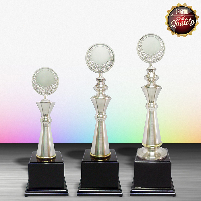 WS6036 - Exclusive White Silver Trophy