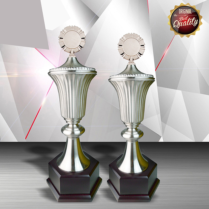 WS6045 - Exclusive White Silver Trophy